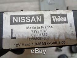 Nissan Primera P11 II Motorsteuergerät MEC20-500 Zündschloss (28) Wegfahrsperre