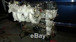 Nissan Primera P11 Motor Benzin 84kw 1796ccm Gebrauchtmotor engine QG18 n16 1.8