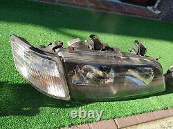 Nissan Primera P11 Xenon JDM headlights