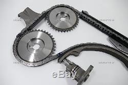 Nissan Pulsar Gti-r Gtir 2.0 16v Timing Chain Kit 91-02 Sr20dt Sr20de