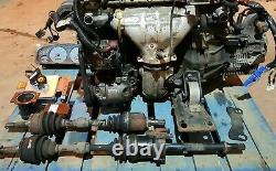 Nissan SR20DE Engine Primera P11 GT 2.0 147bhp sr20det conversion Gearbox