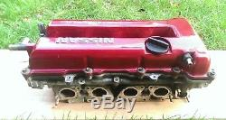 Nissan SR20de 2.0 cylinder head Primera/Almera GT P10/P11 code 2J2
