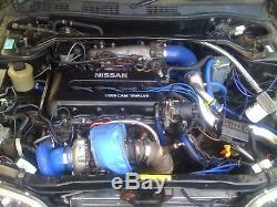 Nissan primera p11 GT turbo unfinished project SR20
