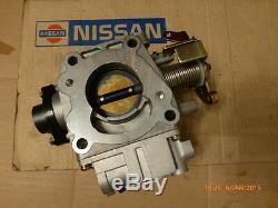 Original Nissan Drosselklappe Primera P11, WP11, AlmeraN16, V10M, RTR50-67