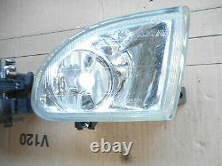 PRIMERA P11 WP11 2x NEBELSCHEINWERFER FERNSCHEINWERFER FOG LAMP NISSAN