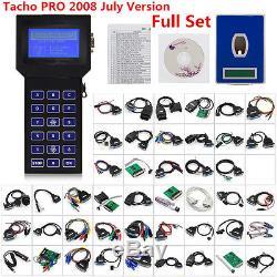 PRO Car Odometer Universal Dash Programmer Full Set 2008 July Version NEW