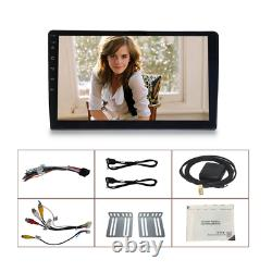Quad Core 2 Din 10.1 Android 9.1 Car WIFI GPS Navigation Stereo Radio 1GB+16GB