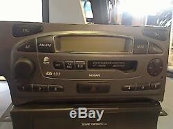Radio MIT CD Wechsler Nissan Primera P11 QG18DE 8635132810 281848F810