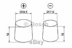 S4 027 Car Battery 4 Years Warranty 60Ah 540cca 12V Electrical Bosch S4005