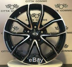 SET4 Alloy Wheels Nissan Juke Qashqai X-Trail Pulsar Leaf by 16 New Offer