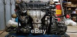 SR20DE Nissan PRIMERA P11 GT 2.0 150HP engine (no SR20DET SR20VE B18 k20 honda)