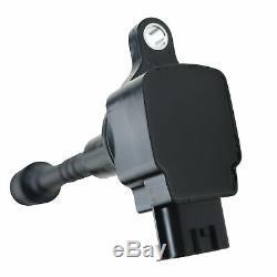 Set Of 4pcs Ignition Coils For Nissan Almera Primera Tino 1.5 1.6 1.8 224486n010
