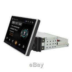 Single 1 Din Android 9.1 9 Quad-core Car Stereo Radio GPS OBD RAM 1GB ROM 16GB