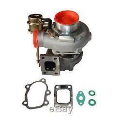 T25 T28 GT25 GT28 GT2871 GT2860 0.64 A/R SR20 CA18DET Turbo with gaskets