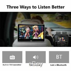 UK 2PCS 11.6 inch HD 1080P Android 7.0 Quad-core Car Headrest Rear Seat Monitors