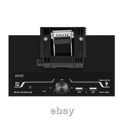 Vertical Screen 9.5in Double 2 DIN Head Unit Car Stereo MP5 Player BT Radio FM