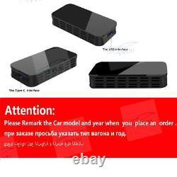 Wireless box 5G wifi Mirror link USB video for Carplay ai Box