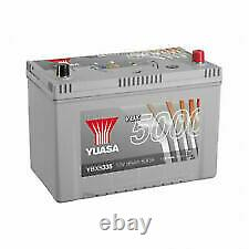 YUASA 12v Type 249 Car Battery 4 Year Warranty EA954 YBX5335