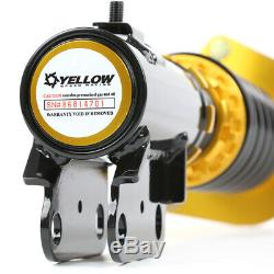 Yellow Speed Racing Dynamic Pro Sport Coilovers For Nissan Primera P11 96-02
