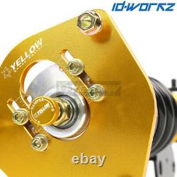 Yellow Speed Racing Dynamic Pro Sport Coilovers For Nissan Primera P11 97-00